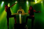 Grupo AXN, Baile